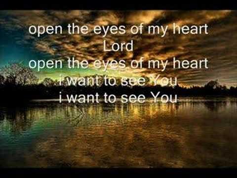 Open the Eyes of My Heart.jpg