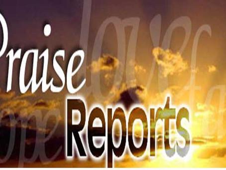 Praise Report Saturday
