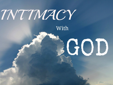 We Can't Let Unforgiveness Impact Our Intimacy With God!