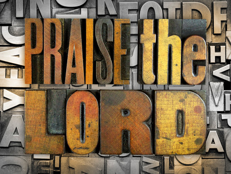 Let Everything That Has Breath - Praise the Lord!