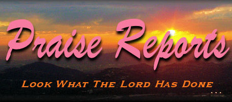Share A Praise Report Saturday - Encourage Someone Along the Way