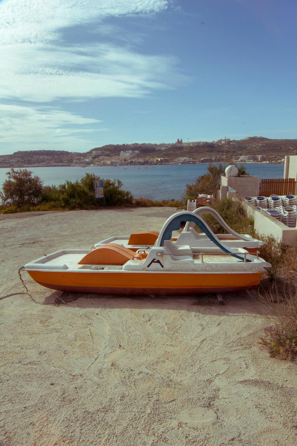 Paddle Boat Galore