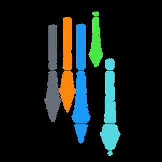 Sieveshakers Granulometric Range