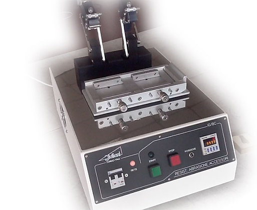Abrasimetro Accessori - Accessories Abrader