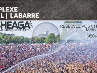 Été de festivals à Montréal