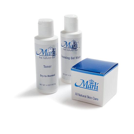 Rapid Wrinkle Erase Marli Complete Skin Care Kit