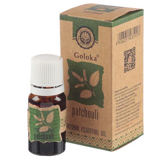 Goloka Essential Oils 10ml - Patchouli