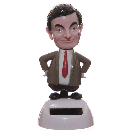 Mr Bean Solar Powered Pal
