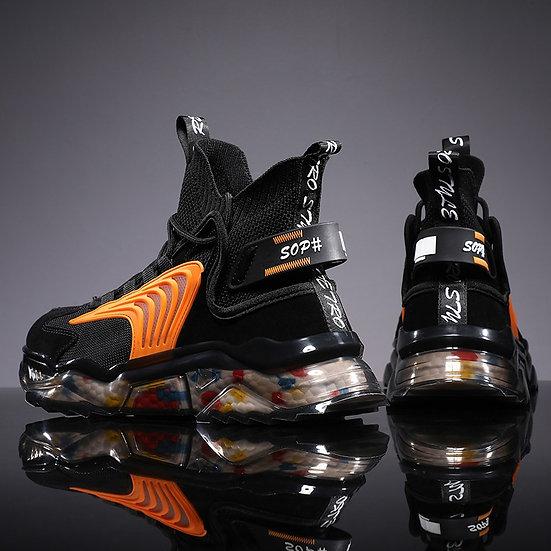 Aero-dynamic Design Leisure Footwear