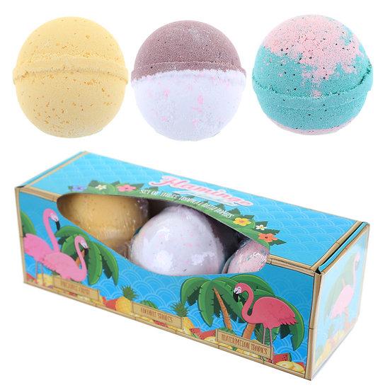 Handmade Bath Bomb Set of 3