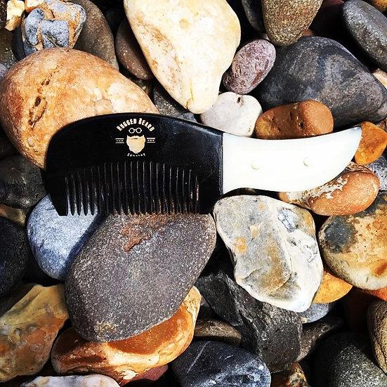 "Pocket ""Beard & Moustache"" Comb"