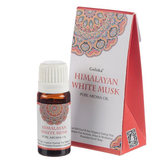 Goloka Fragrance Aroma Oils - Himalayan White Musk