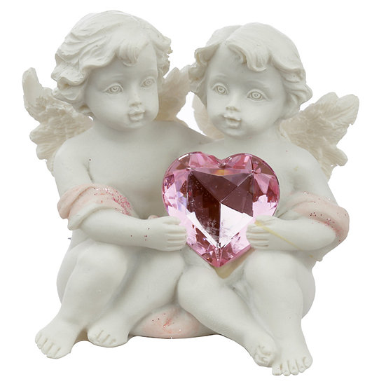 Peace of Heaven Cherub - Forever Love