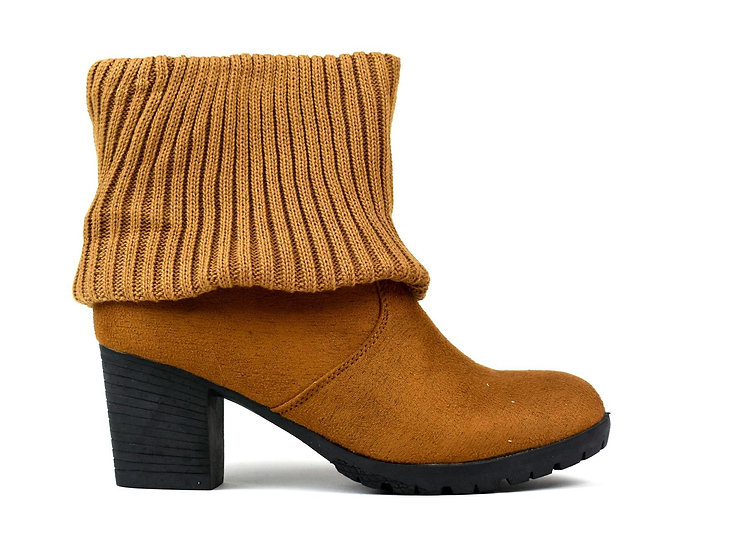 Women's Wool Ankle Boots