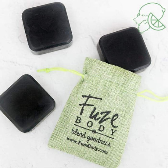 Mojito Activated Charcoal Facial Soap
