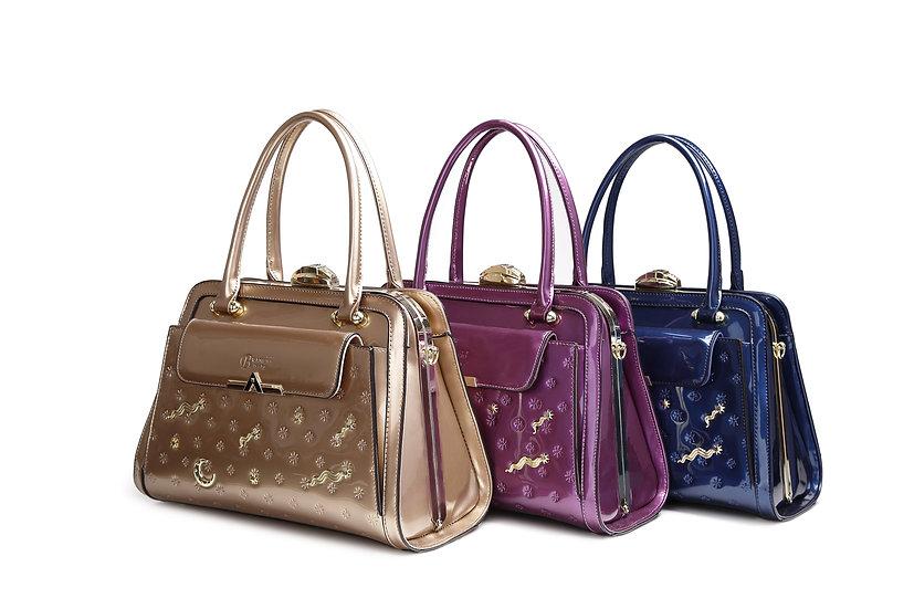 Meteor Sky Designer Crystal Handbags