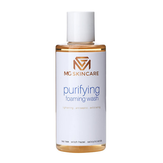 MG Skin Care Purifying Foam - AHA + BHA