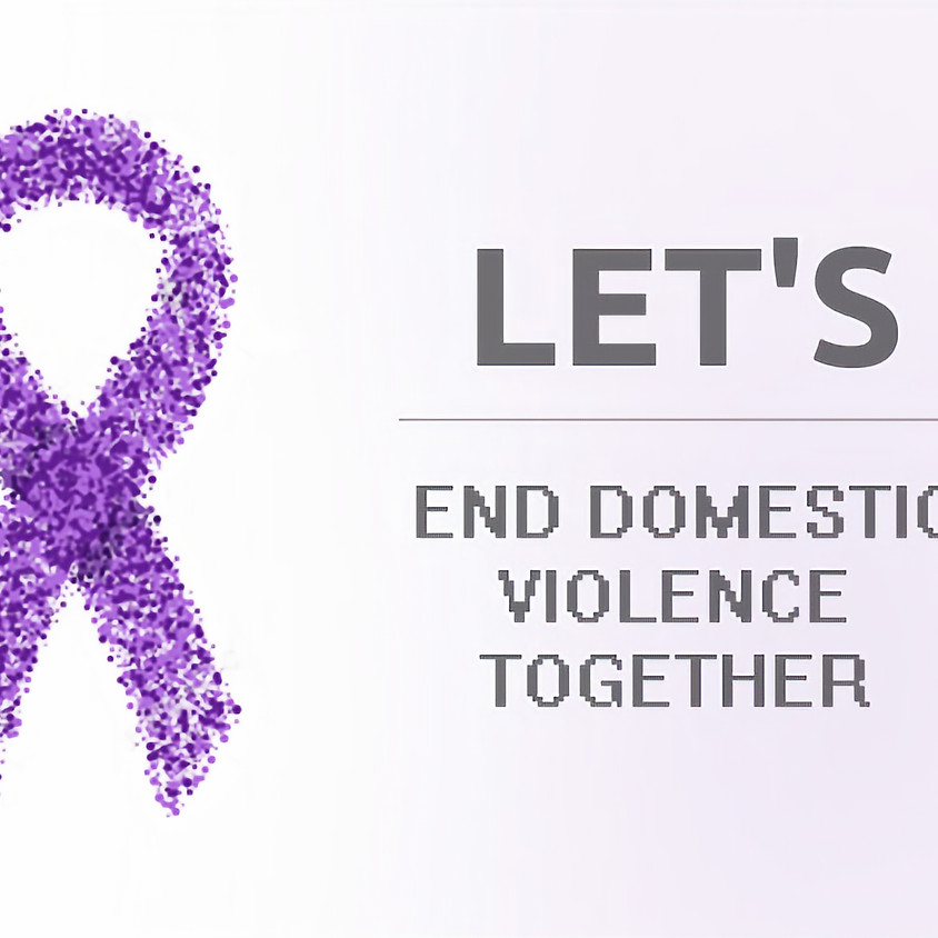 Purple Sunday - Wear Purple to Support Domestic Violence!