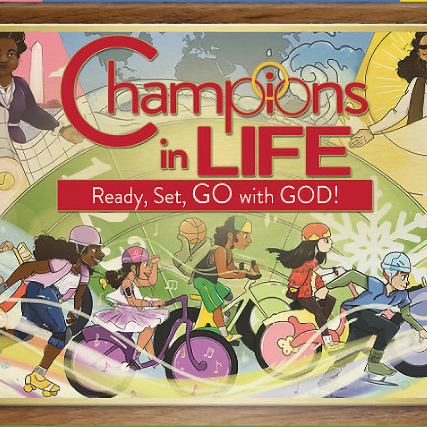 Vacation Bible School Registration - Champion In Life