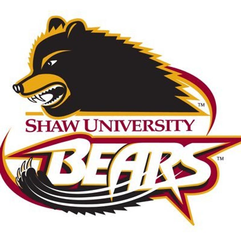 Fayetteville State vs Shaw University Football Game