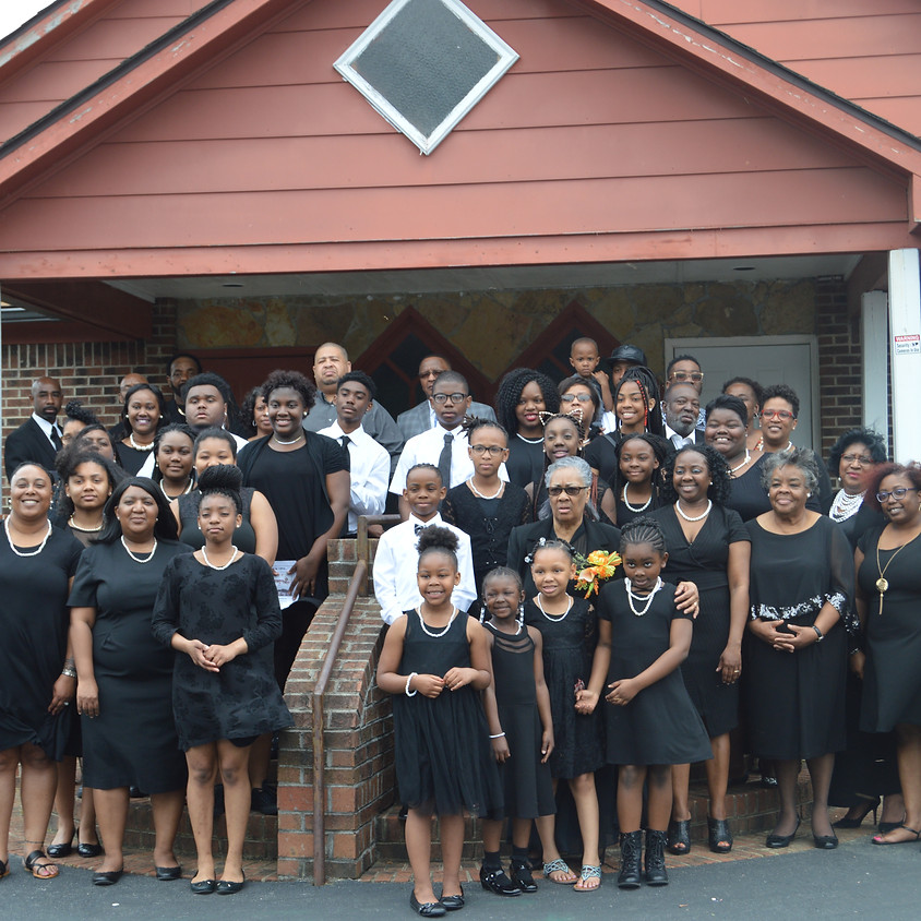 Youth Mass Choir Anniversary 2019