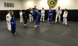 Youth Brazilian Jiu Jitsu