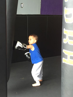 Youth Fight Fit