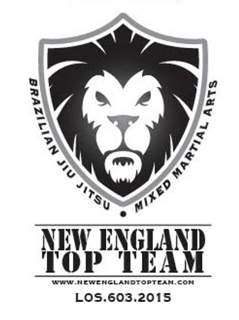 Top Team Back Gi Patch