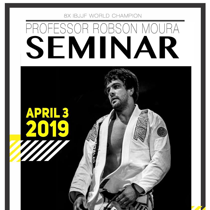 Professor Robson Moura Seminar