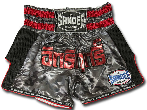 "Sandee ""Super Natural"" Muay Thai Shorts"