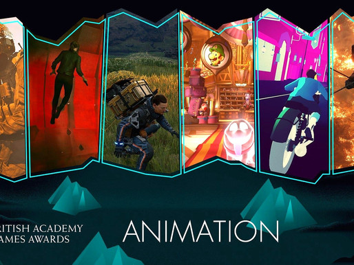 BAFTA Game  Awards 2020 Animation Nominees