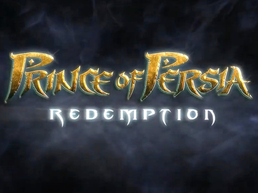 Cancelled Prince of Persia Footage