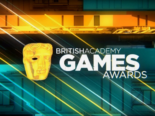 Animation Now Recognized at BAFTA Games