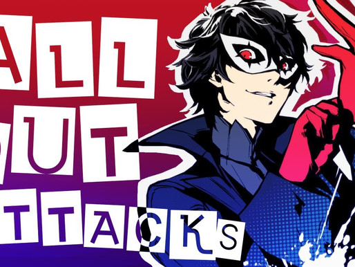 Persona 5's All-Out Attacks