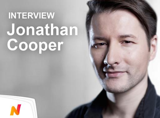 Interview - Jonathan Cooper