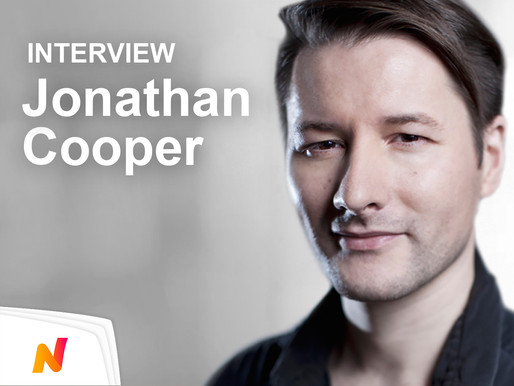 Interview - Jonathan Cooper