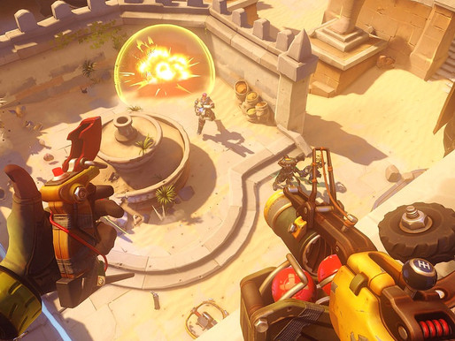 Overwatch's FPS Animation