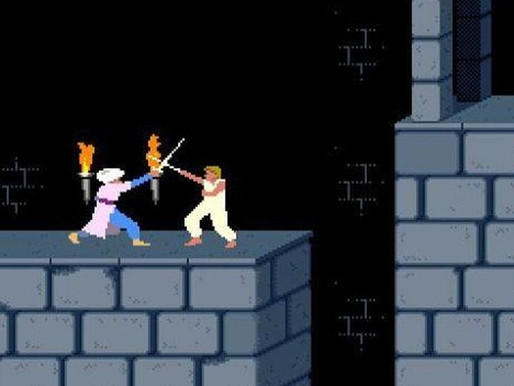 Prince of Persia's Animation