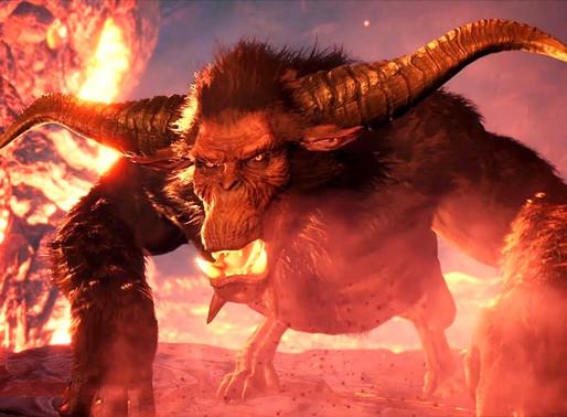 Monster Hunter World : Making of Rajang