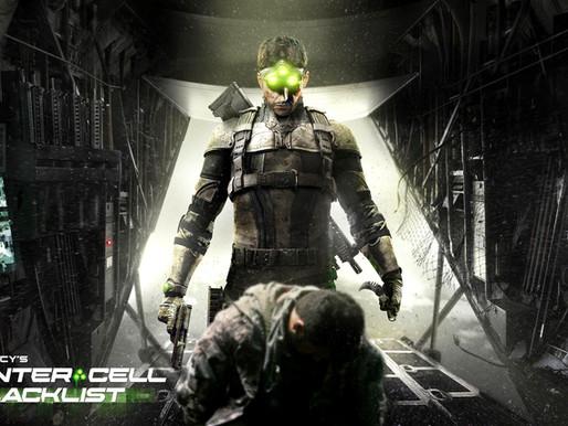 Splinter Cell : Blacklist Spy Fantasy