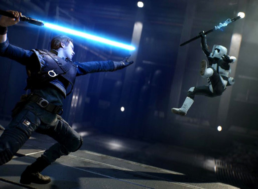 Physical Animation in Star Wars Jedi : Fallen Order