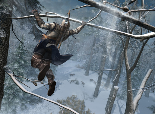 Asassin's Creed III Parkour Early Footage