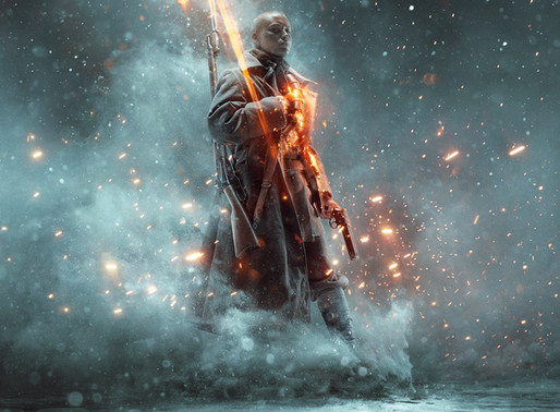 Expanding Animation And Design Capabilities in Post-Launch Battlefield 1