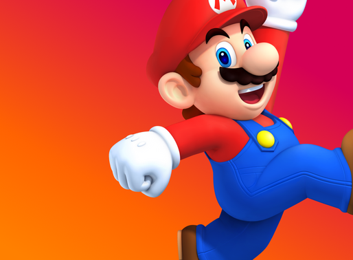 Mario's Jump Breakdown