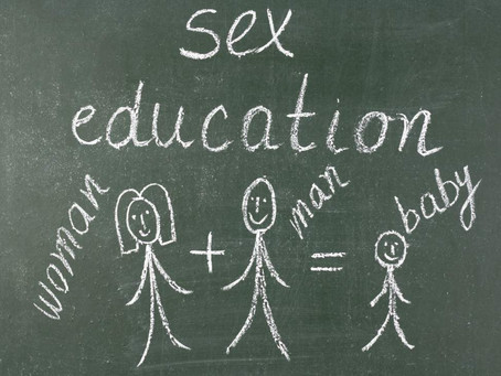Sex Education and Our Teens