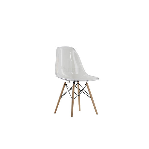 DSW Transparent Chair