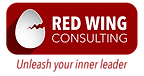 Red Wing Consulting_Logo_3D red reverse