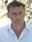 British author Justin Kerr-Smiley