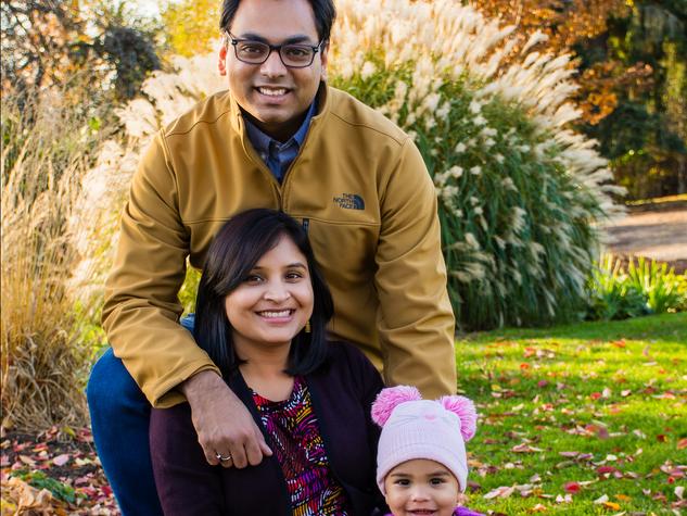 Nupur's Family