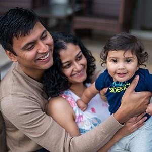Ananya's Family